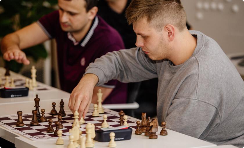 ELEKS chess club