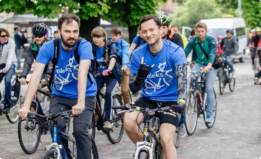 ELEKS cycling club