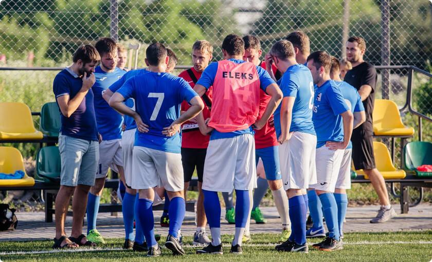 ELEKS football teams