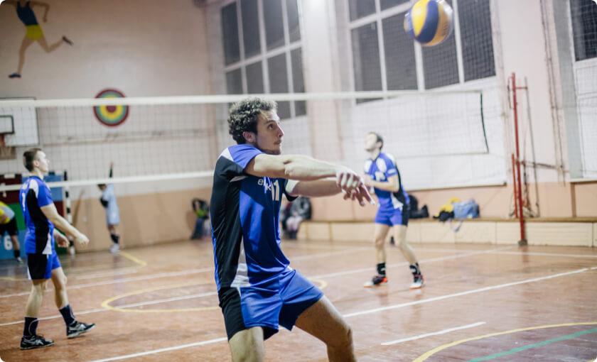 ELEKS volleyball teams