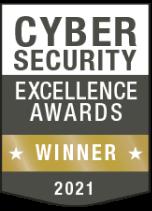 cyber security award winner 2021